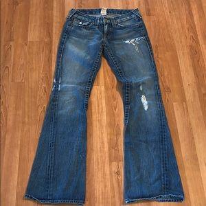 True Religion   Joey Bootcut Jeans